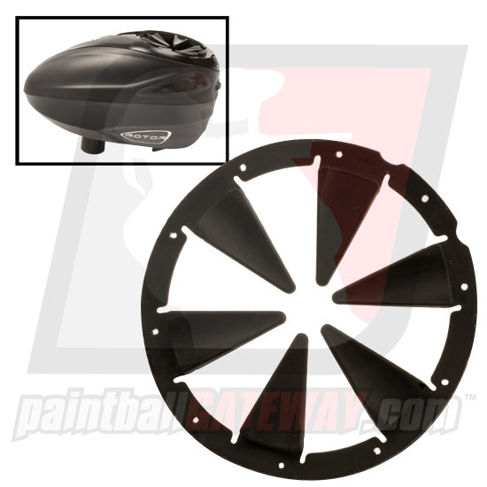 Exalt Dye Rotor Loader Speed Feed Lid - Black