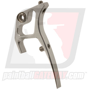 CP Custom Products Dye Ultralite Frame Sling Trigger - Polished Silver - (#CL29-03)