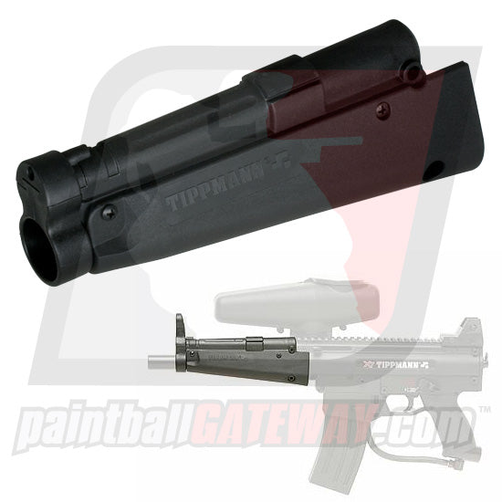 Tippmann X7/Phenom MP5 Style Barrel Shroud - Black - (#T21)