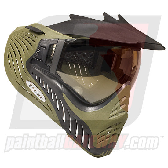 VForce Profiler Goggle/Mask - Reverse Olive Drab