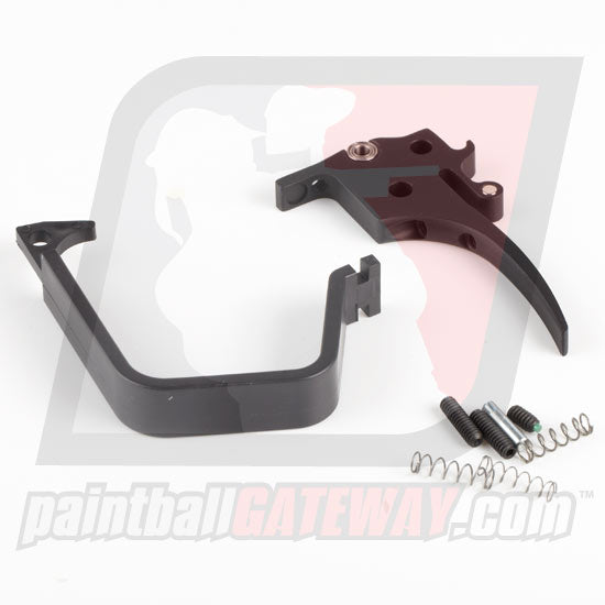 TechT Tippmann Phenom Fang Trigger Kit - Black - (#3K2)