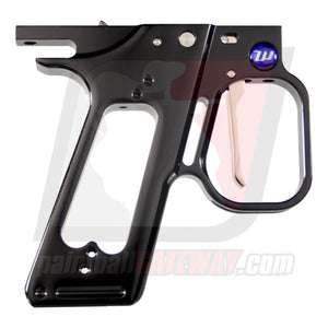 WGP Autococker Hinge Trigger Frame Assembly - Black Polished - (#S30)