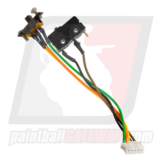 Kingman Spyder ESP Circuit Board On/Off Micro-Switch Wire Harness - (#3J15)