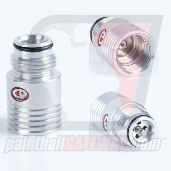 CP Custom Products Tank Regulator Extender - Polished Silver - (#3T14)