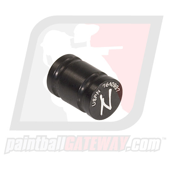 Ninja Compressed Air Tank Magnetic Fill Nipple Cap - Black - (3Q27)