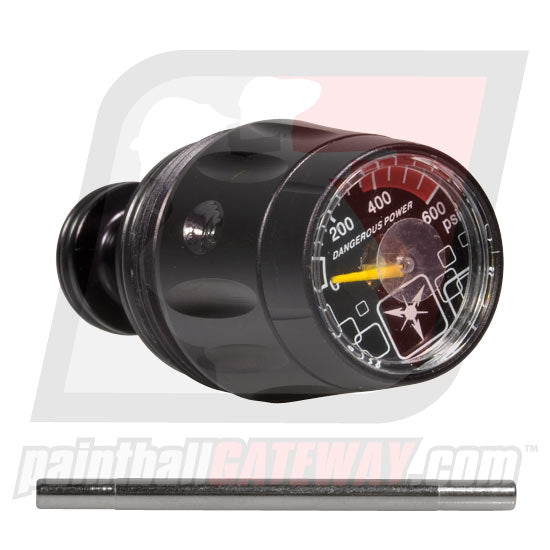 Dangerous Power G3 Spec-R PMD Pressure Measuring Device with Gauge - Black - (#CL24-18)
