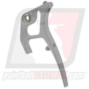 CP Custom Products Dye Ultralite Frame Sling Trigger - Dust Silver - (#CL29-01)