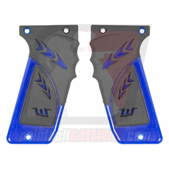 WGP/Planet Eclipse Autococker EBlade/WorrBlade Grip - Blue - (#U36)