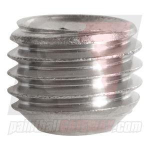 WGP Autococker Exhaust Valve Body Retainer Screw - Stainless - (#3N28)