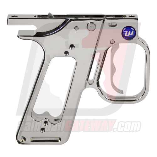 WGP Autococker Hinge Trigger Frame Assembly - Nickel - (#S22)