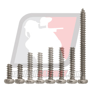 Kingman Fasta Loader Screw Kit - (#3J23)