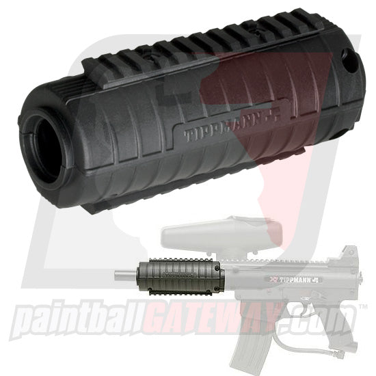 Tippmann X7/Phenom M16 Barrel Shroud - Black - (#T23)