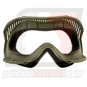VForce Grill Goggle Face Foam w/Support - Olive Drab - (S8)