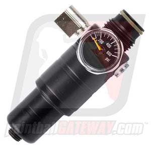 Palmers Pursuit Fatty (Male) Regulator with Gauge - Black - (#3L19)