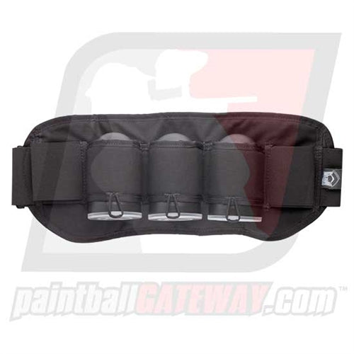 PB Mafia 5/Fifty Paintball Pod Harness - Black - (#V6)