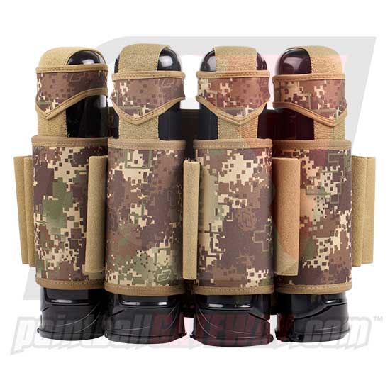 Planet Eclipse BK Bunker King Supreme Pack 4+7 - HDE Camo - (#R18)