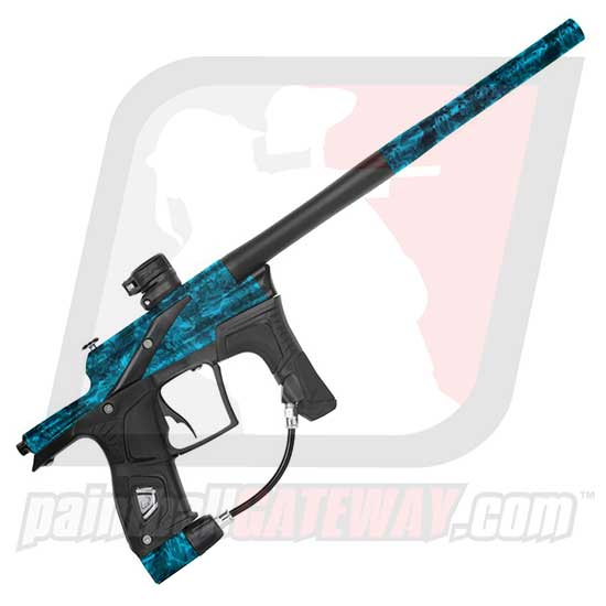 Planet Eclipse ETEK 5 Paintball Gun - Splat Blue ** Free OLED Board **