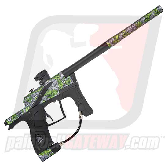 Planet Eclipse ETEK 5 Paintball Gun - Stretch Poison ** Free OLED Board **