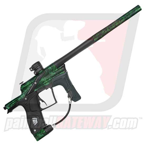 Planet Eclipse ETEK 5 Paintball Gun - HDE Forest ** Free OLED Board **
