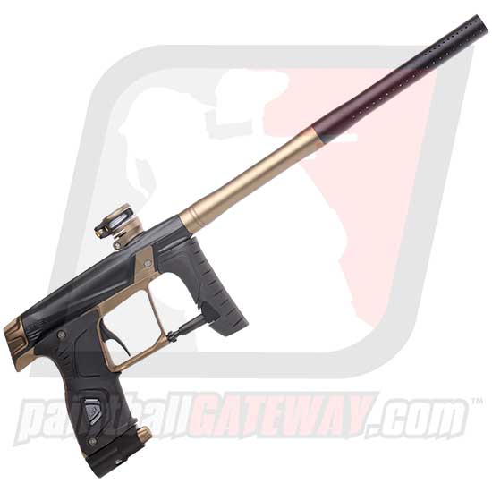 Planet Eclipse GTEK 160R Paintball Gun - Black/Earth