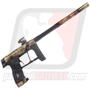 Planet Eclipse GTEK 160R Paintball Gun - Flecktarn/Black