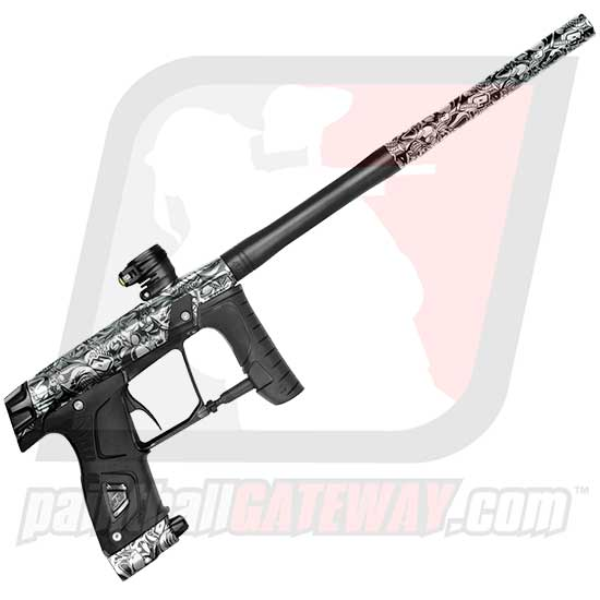 Planet Eclipse GTEK 160R Paintball Gun - Titan White