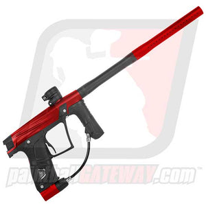 Planet Eclipse GTEK Paintball Gun - Red/Black ** Free OLED Board **