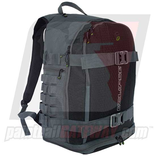 Planet Eclipse GX Gravel Bag Backpack - Charcoal - (#F5)
