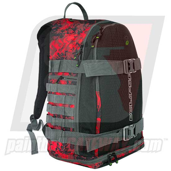 Planet Eclipse GX Gravel Bag Backpack - Fire - (#F5)