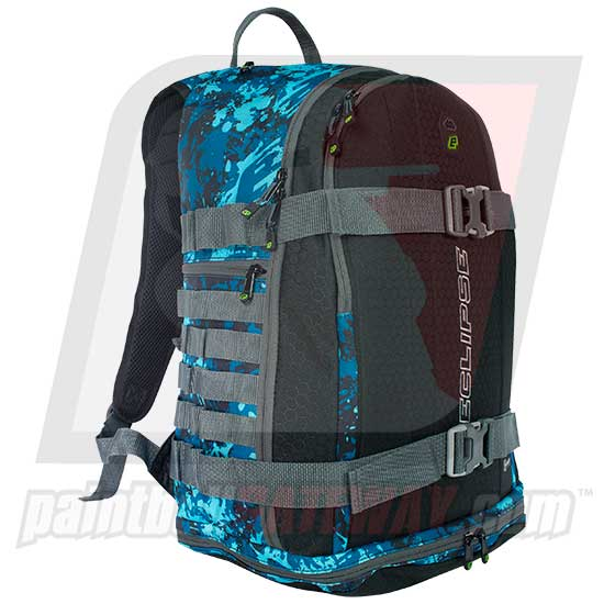 Planet Eclipse GX Gravel Bag Backpack - Ice - (#F5)