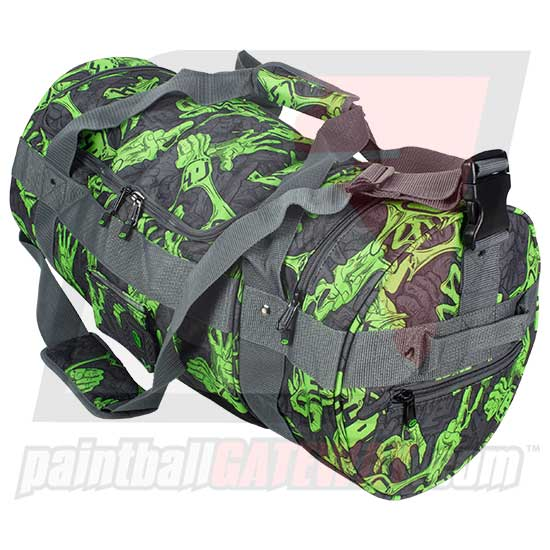 Planet Eclipse GX Holdall Duffel Bag - Stretch Poison - (#F6)
