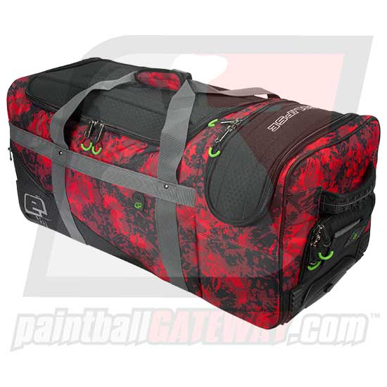 Planet Eclipse GX Classic Kit Roller Bag - Fire