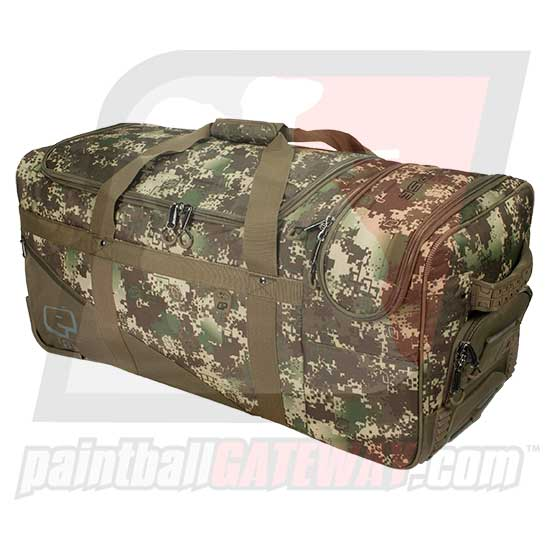 Planet Eclipse GX Classic Kit Roller Bag - HDE Earth