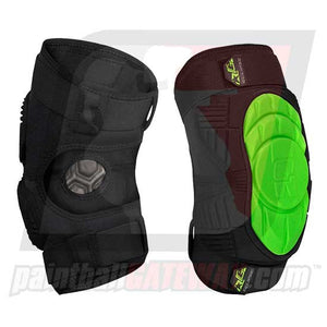 Planet Eclipse HD Core Knee Pads - Green