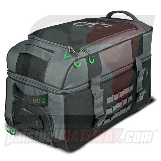 Planet Eclipse GX Split Compact Roller Bag - Charcoal