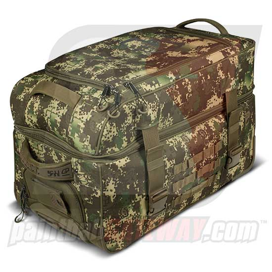 Planet Eclipse GX Split Compact Roller Bag - HDE Earth