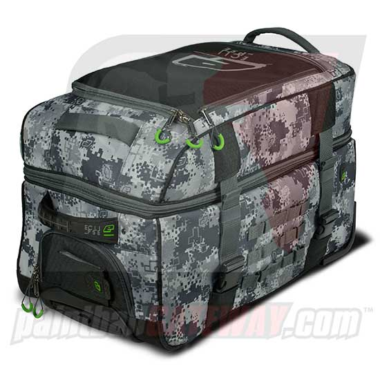 Planet Eclipse GX Split Compact Roller Bag - HDE Urban