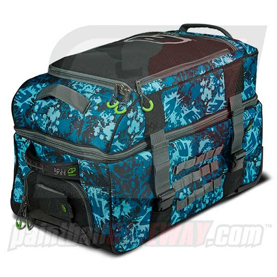 Planet Eclipse GX Split Compact Roller Bag - Ice