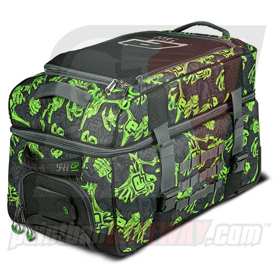 Planet Eclipse GX Split Compact Roller Bag - Stretch Poison