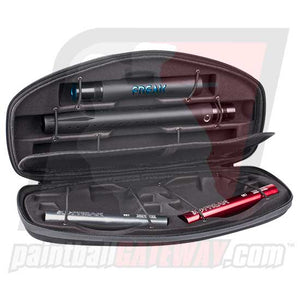 "Smart Parts Autococker Freak Jr Barrel Kit 14"" - Black Dust - (#T29)"