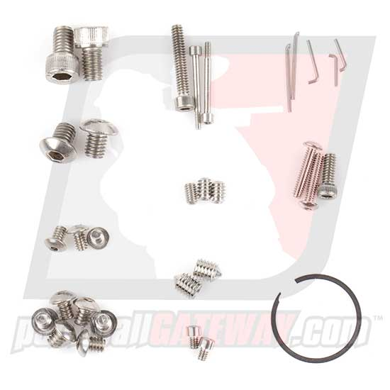 SP Shocker RSX Screw Kit - (#3G3)