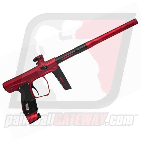 SP Shocker XLS Paintball Gun - Red