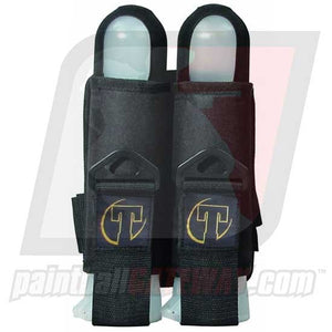 Tippmann 2 Pod Sport Harness w/Belt - Black - (#E5)