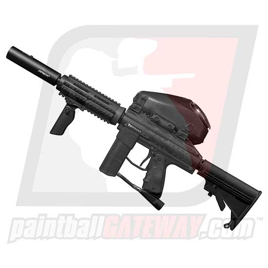 Tippmann Stryker AR1 Elite Paintball Gun - Black