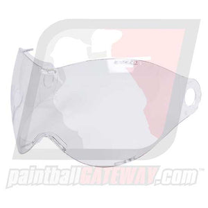 Tippmann Valor Anti-Fog Single Lens - Clear - (#CL18-04)