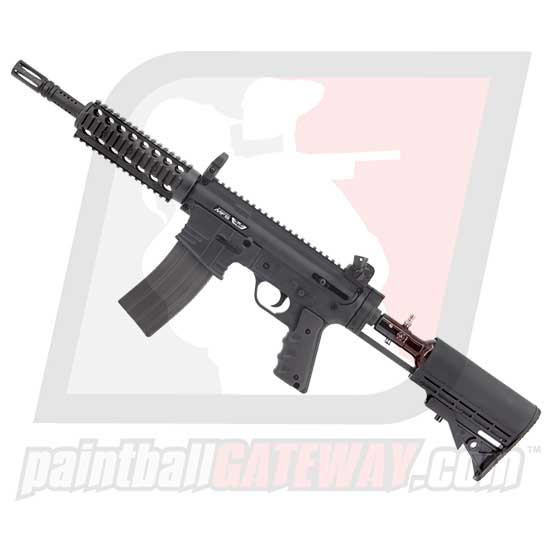 Valken Blackhawk MFG MagFed Paintball Gun - Black