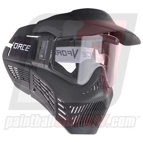 VForce Armor Mask Gen 3 - Black - (#D5)