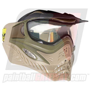 VForce Grill Goggle/Mask - Dual Olive/Tan Swamp