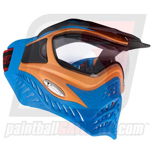 VForce Grill Goggle/Mask - SC Orange/Blue