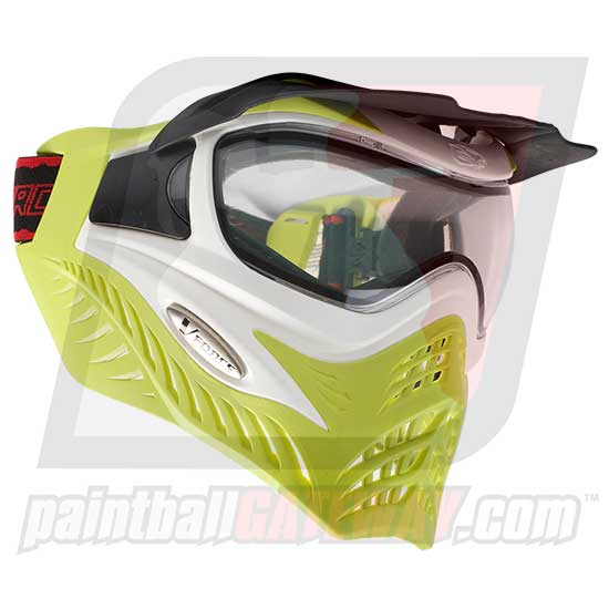 VForce Grill Goggle/Mask - SC White/Lime